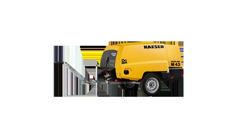 Compresseur KAEZER 3000 litres - 3m3/min - M30
