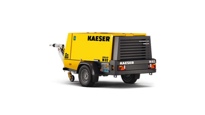 Compresseur KAEZER 7000 litres - 7 m3/ min. M70