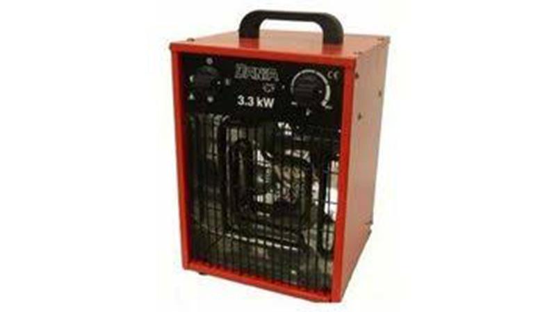 Radiant électrique 3,3kw