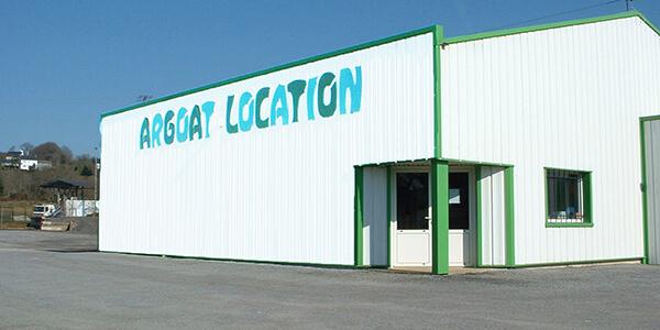 Argoat Location - Agence de location de matériel pour professionnel et particulier